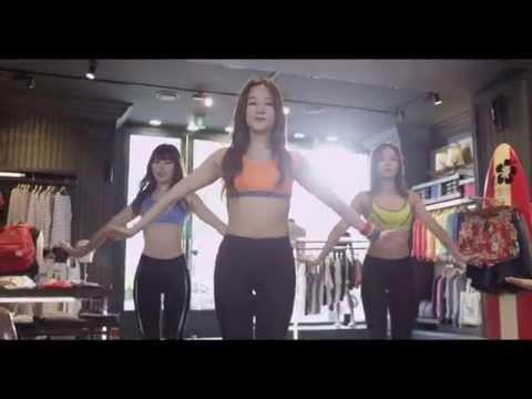 다이어트 아이콘★박보람 다이어트 댄스