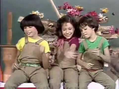 Imagens de feliz páscoa - Trem da alegria - uni duni tê  ( especial fevers 1985 ).