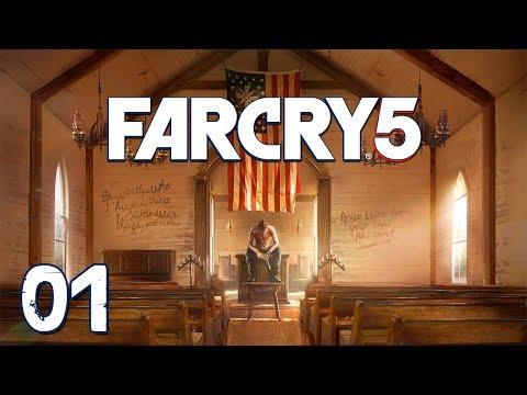 Far Cry 5 - Прохождение pt1
