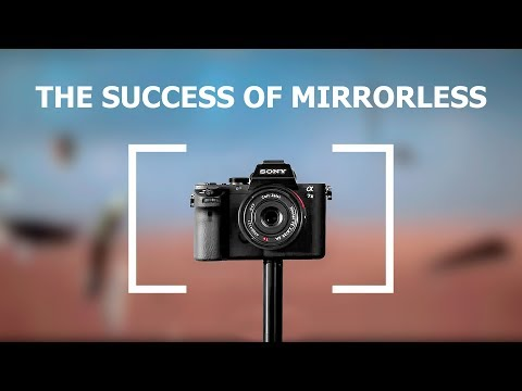 Dear Sony - Thank you for the mirrorless camera revolution