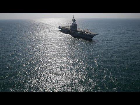 Τουρκική φρεγάτα συνόδευσε πλοίο με στρατιωτικό εξοπλισμό στη Λιβύη…