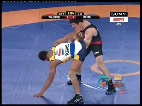 Rahul Aware Vs Vladimir