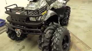 2. How to Install 2 inch Highlifter Lift Kit Polaris Sportsman