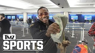 Adrien Broner Says He Might've Ended Manny Pacquiao's Career   TMZ Sports