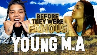 YOUNG M.A | Before They Were Famous | OOOUUU