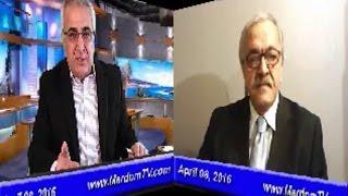 آقای محمد رزاقی میهمان این هفته مردم تی وی, مصاحبه با جداشدگان و منتقدین سازمان مجاهدین
