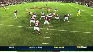 Stepfan Taylor vs USC (2012)