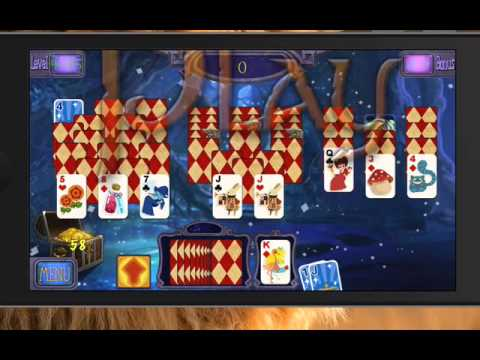Video of Alice Solitaire