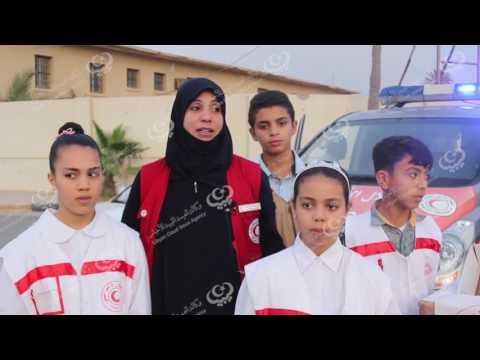 طرابلس..حملة إفطار صائم على الطريق