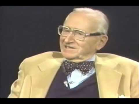 economics - Friedrich Hayek explains to Leo Rosten that while brilliant Keynes had a parochial understanding of economics. Types of Mind - Encounter, September 1975 http...