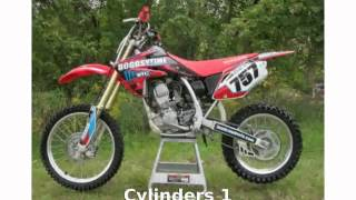 5. 2009 Honda CRF 150R Expert - Details, Features