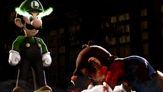 I decided to show my love for Luigi in a video of high intensity and a walk cycle. Enjoy!