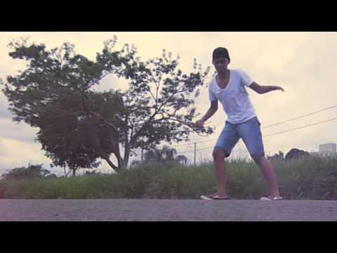 Luizinho Souza - LIVING DANCE 1°FASE #FREESTEP2013