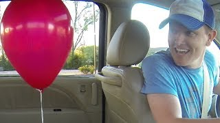 Simple But Mindblowing Helium Balloon Experiment