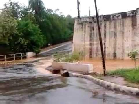 Chuva em Borborema-sp 01/01/2012