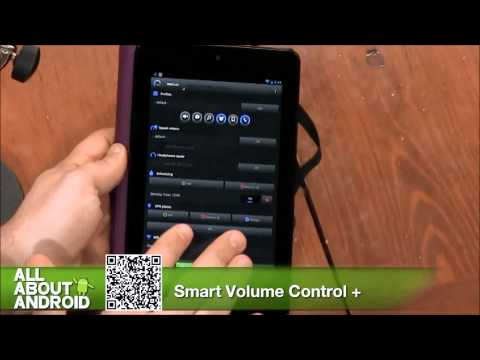 Video of Smart Volume Control