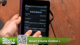 Smart Volume Control + YouTube video