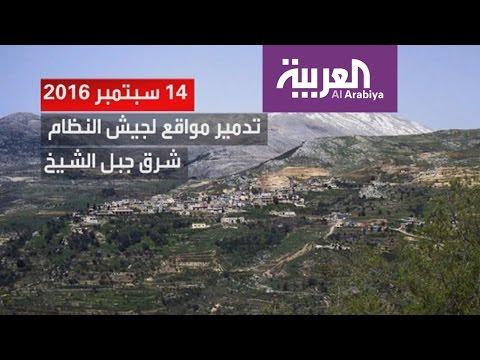 غارة إسرائيلية على قاعدة لحزب الله
