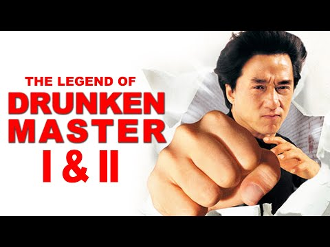It's a Jackie Chan Drunken Double Feature!! - Drunken Master 1 and 2 - Rental Reviews
