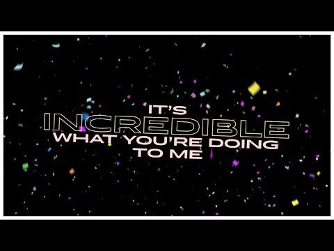 Gary Barlow - Incredible (Official Lyric Video)