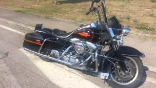 10. Harley davidson electra glide flhs 90'