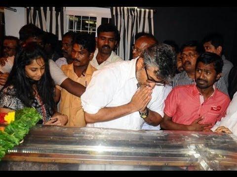 Ajith, Vairamuthu, Shankar and more Celebrities condolences to