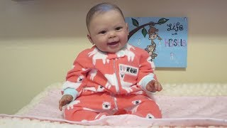 Reborn Mommy and Baby Matching PJs - Doll Break Ep. 799