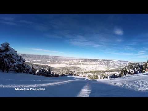 Journée ski à lans en vercors - ©Eric Bonnin