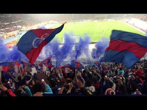 Salida U de Chile vs Deportes Temuco - Los de Abajo - Universidad de Chile - La U