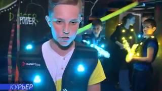 «Лазертаг», профилактическое мероприятие для подростков, состоящих на различных видах учета