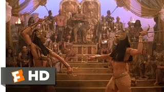 The Mummy Returns (8/11) Movie CLIP - Nefertiri And Anck Su Battle It Out (2001) HD