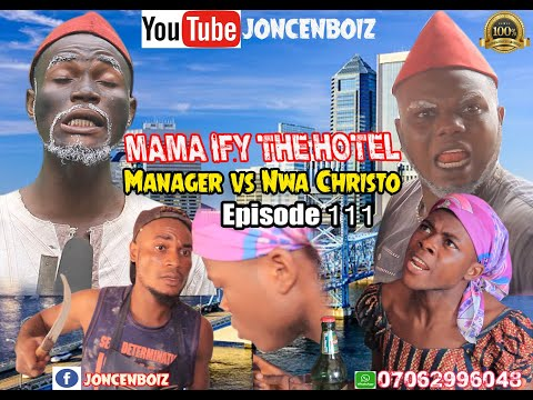 MAMA IFY THE HOTEL MANAGER  - (New Movie) Yul Edochie 2020 Latest Nigerian Nollywood Movie Full HD