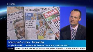 Kampaň o tzv. brexitu
