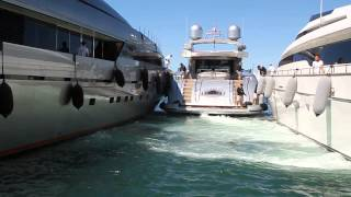 Video Yacht parked in St. Tropez MP3, 3GP, MP4, WEBM, AVI, FLV Maret 2019
