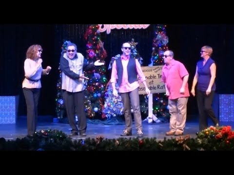 (2014) HD Comedy Warehouse Holiday Special Full Final Show 1/5/14 at Disney's Hollywood Studios