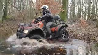 8. Quad Cfmoto 500 Orange Edition ATV 4X4 off road