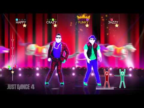 Just Dance 4 Gets Gangnam Style on Xbox 360, PS3 and Wii