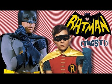 Batman Theme (Twist!) - Lemon - ( Freshly Squeezed ) 60's Adam West