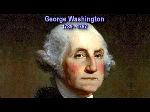 Presidents - from Washington to Trump (Morph)