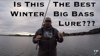 Video Lake Fork Bass Fishing In Winter: Chatterbait Tips MP3, 3GP, MP4, WEBM, AVI, FLV Oktober 2018