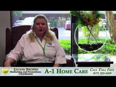 video:Why Choose A-1 Home Care