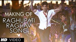 Raghupati Raghav - Song Making  - Krrish 3