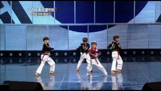 Taekwondo Performance, Tae-sk Force - Korea's Got Talent2,태스크포스 - 코리아갓탤런트2