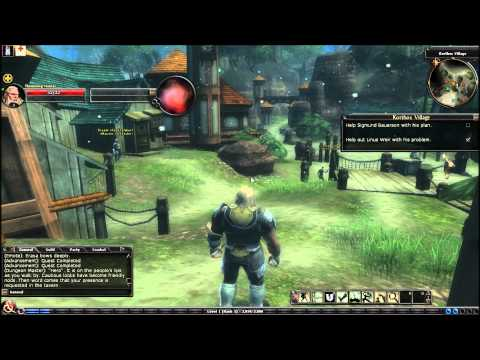 Dungeons and Dragons Online Full Gameplay and Review part 3