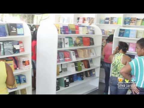 Inauguração do Projeto Mais Leitura em Silva Jardim/RJ
