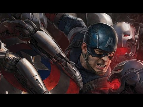 chris - Chris Evans on what to expect in Avengers 2.