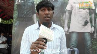 Swami Nathan at Agoram Movie Launch