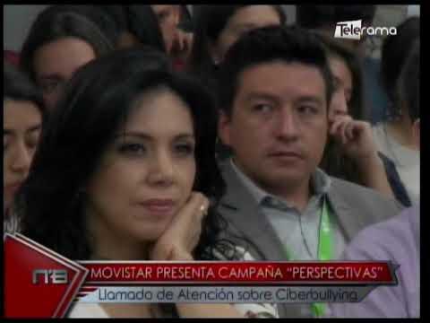 Movistar presenta Campaña Perspectivas llamado de atención sobre Ciberbullying