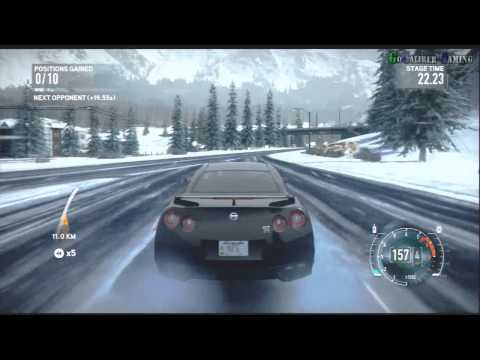 Need For Speed: The Run - Part 10 Walkthrough - Loghill
