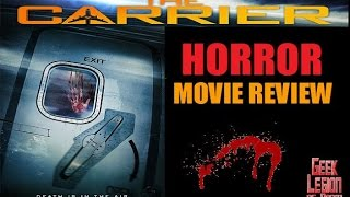 Nonton The Carrier   2015 Jack Gordon   Aka Artificial Horizon  Horror Movie Review Film Subtitle Indonesia Streaming Movie Download